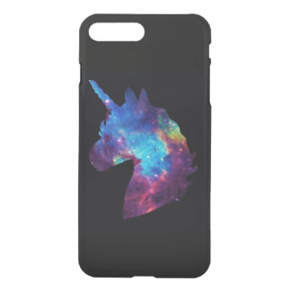 Coque iPhone 7 Plus Cas de licorne de galaxie