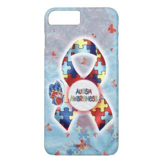 Coque iPhone 7 Plus Cas de sensibilisation sur l'autisme