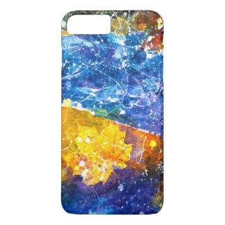 Coque iPhone 7 Plus Cas de téléphone d'aquarelle de Fall River