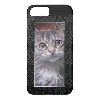 Coque iPhone 7 Plus Cas de téléphone de chat