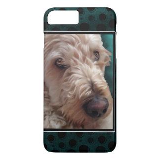 Coque iPhone 7 Plus Cas de téléphone de Goldendoodle