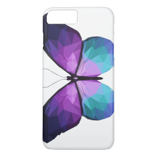 Coque iPhone 7 Plus Cas de téléphone de papillon