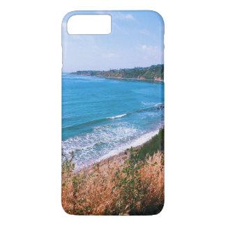 Coque iPhone 7 Plus Cas de téléphone de plage de la Californie du sud