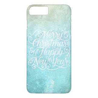 Coque iPhone 7 Plus Cas élégant de Noël et de téléphone de la nouvelle