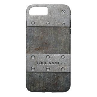 Coque iPhone 7 Plus Cas plus de l'iPhone 7 durs grunges de sembler en