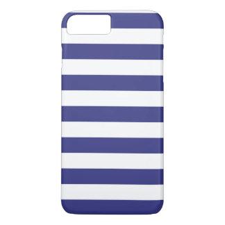Coque iPhone 7 Plus cas plus de l'iPhone 7 - rayures audacieuses de