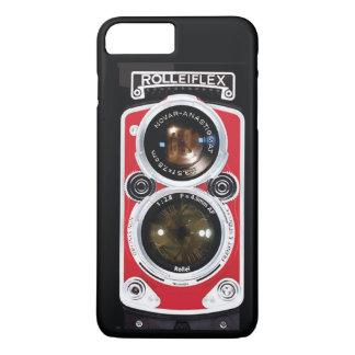 Coque iPhone 7 Plus Cas plus de l'iPhone 7 vintages d'appareil-photo