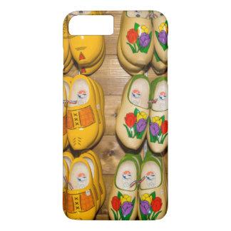 Coque iPhone 7 Plus Chaussures en bois, magasin néerlandais de