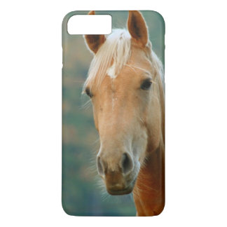 Coque iPhone 7 Plus Cheval