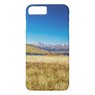 Coque iPhone 7 Plus Cheval en parc national de Torres del Paine,