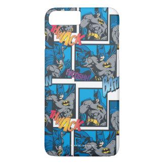 Coque iPhone 7 Plus Chevalier FX - motif de Batman du grand coup