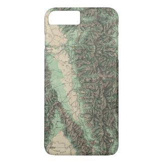 Coque iPhone 7 Plus Classification de terre de la Californie orientale