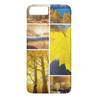 Coque iPhone 7 Plus Collage d'automne
