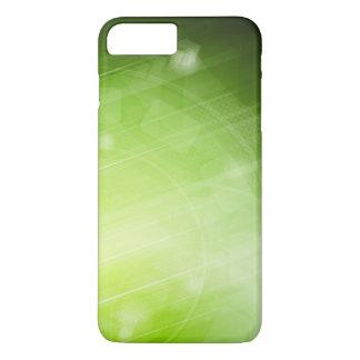 Coque iPhone 7 Plus Conception de feu vert dans le style de pointe