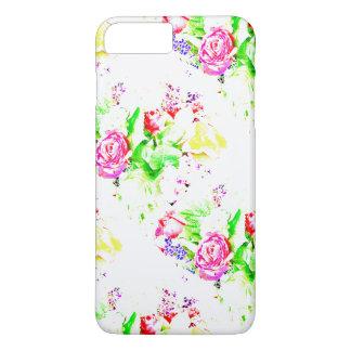 Coque iPhone 7 Plus Conception florale de fleur