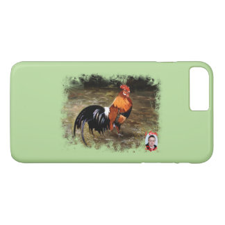Coque iPhone 7 Plus Coq/Gaulois/Rooster