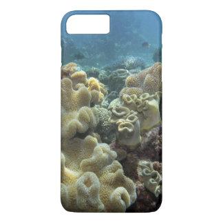 Coque iPhone 7 Plus Corail, récif d'Agincourt, la Grande barrière de