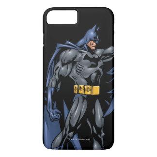 Coque iPhone 7 Plus Côté polychrome de Batman