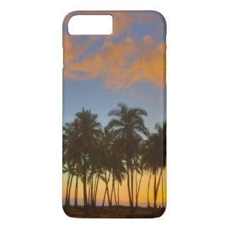 Coque iPhone 7 Plus Coucher du soleil au parc historique national