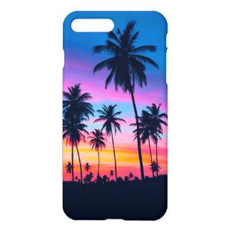 Coque iPhone 7 Plus coucher du soleil de mangue
