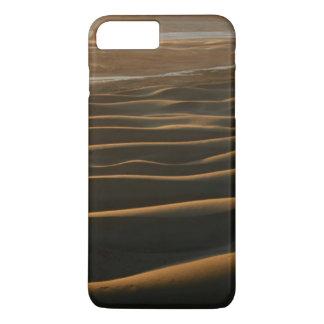 Coque iPhone 7 Plus Coucher du soleil, plage de Meyers, Orégon,