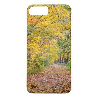 Coque iPhone 7 Plus Couleurs d'automne au parc d'état de