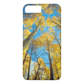 Coque iPhone 7 Plus Couleurs de chute des arbres 2 d'Aspen