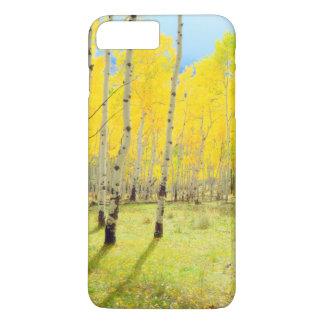 Coque iPhone 7 Plus Couleurs de chute des arbres 4 d'Aspen