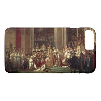 Coque iPhone 7 Plus Couronnement de napoléon