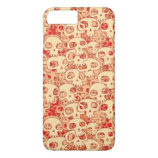 Coque iPhone 7 Plus Crânes frais