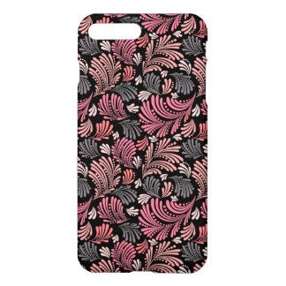 Coque iPhone 7 Plus Dames florales abstraites élégantes de motif de