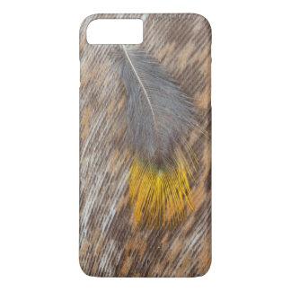 Coque iPhone 7 Plus De plume toujours la vie grise