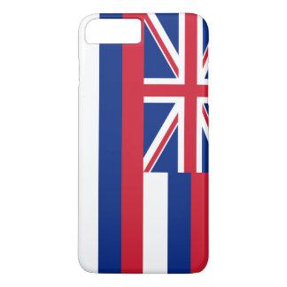Coque iPhone 7 Plus Drapeau d'état d'Hawaï