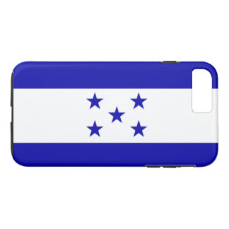 Coque iPhone 7 Plus Drapeau du Honduras