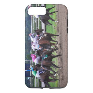 Coque iPhone 7 Plus Emballage du champ de courses historique de
