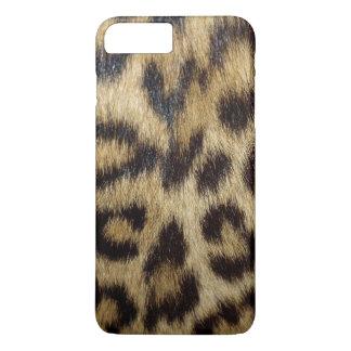 Coque iPhone 7 Plus Empreinte de léopard
