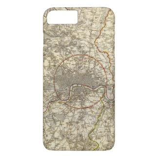 Coque iPhone 7 Plus Environnements de Londres