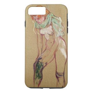 Coque iPhone 7 Plus Femme tirant vers le haut son bas, 1894 (huile sur
