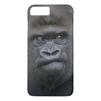 Coque iPhone 7 Plus Flachlandgorilla, gorille de gorille,