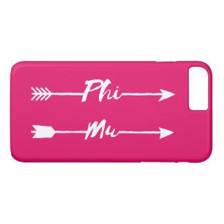 Coque iPhone 7 Plus Flèche de la MU de phi