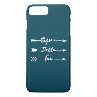 Coque iPhone 7 Plus Flèche de Tau | de delta de sigma