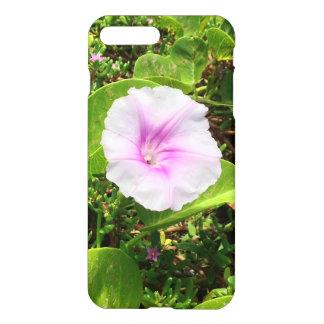 Coque iPhone 7 Plus Fleur rose de gloire de matin, Hawaï