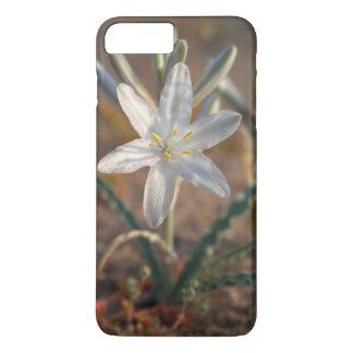 Coque iPhone 7 Plus Fleurs sauvages de lis de désert