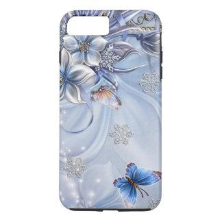 Coque iPhone 7 Plus Flocon de neige