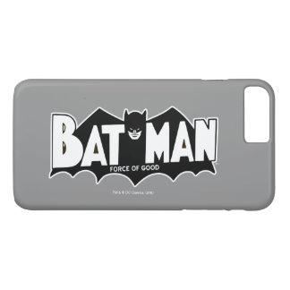 Coque iPhone 7 Plus Force de Batman | du bon logo 60s