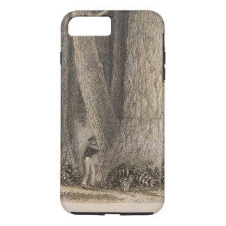 Coque iPhone 7 Plus Forêt de pin, Orégon