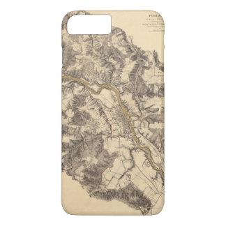 Coque iPhone 7 Plus Fredericksburg, la Virginie