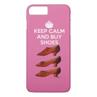 Coque iPhone 7 Plus Gardez les chaussures calmes 2 d'achat