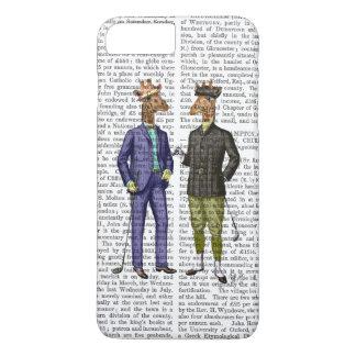 Coque iPhone 7 Plus Girafes jouantes au golf 2