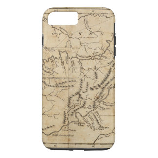 Coque iPhone 7 Plus Gouvernement du Tennessee